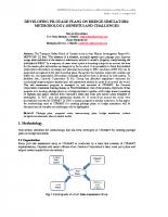 Bhawsinka K., Hederström H. – Marsim 2018 Paper